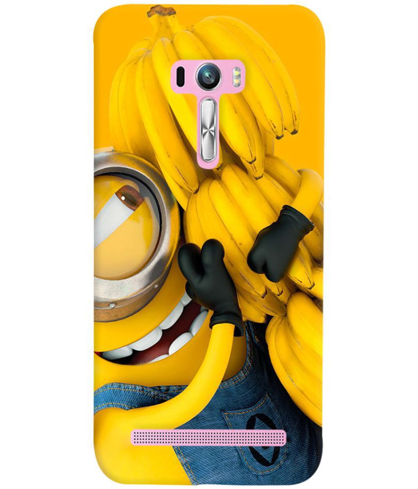 Asus Zenfone Selfie Printed Cover By Case King