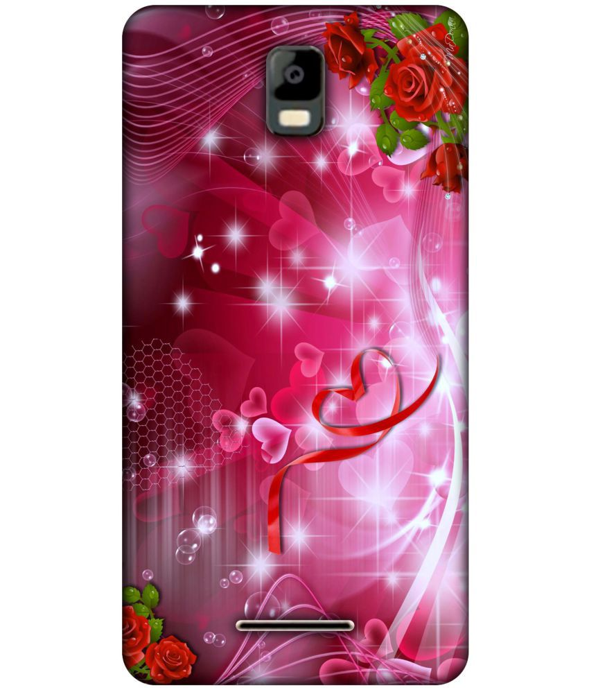 Itel it1508 Plus Printed Cover By Treecase - Printed Back Covers