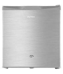 Intex 47 Ltr No Star rr061st Single Door Refrigerator - Silver