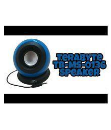 Terabyte Mini Speaker for Mobile/Laptop/Computer Portable Speaker
