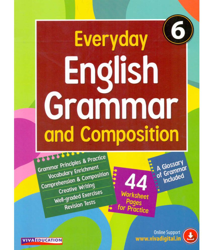 Everyday English Grammar and Composition Class - 6