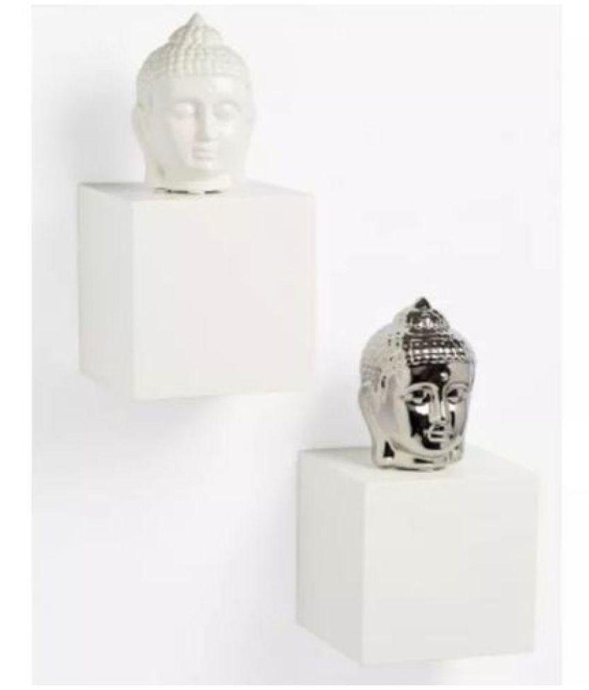 Royals Floating Shelf/ Wall Shelf / Storage Shelf/ Decoration Shelf White - Pack of 1