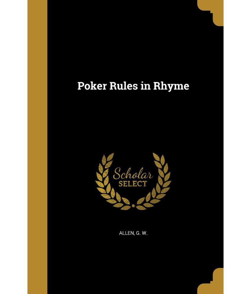 Poker Buy In Rules