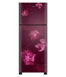 Whirlpool 265 Ltr 3 Star (Wine Magnolia, Neo SP278 PRM 3S) Double Door Refrigerator - Fusia/magenta