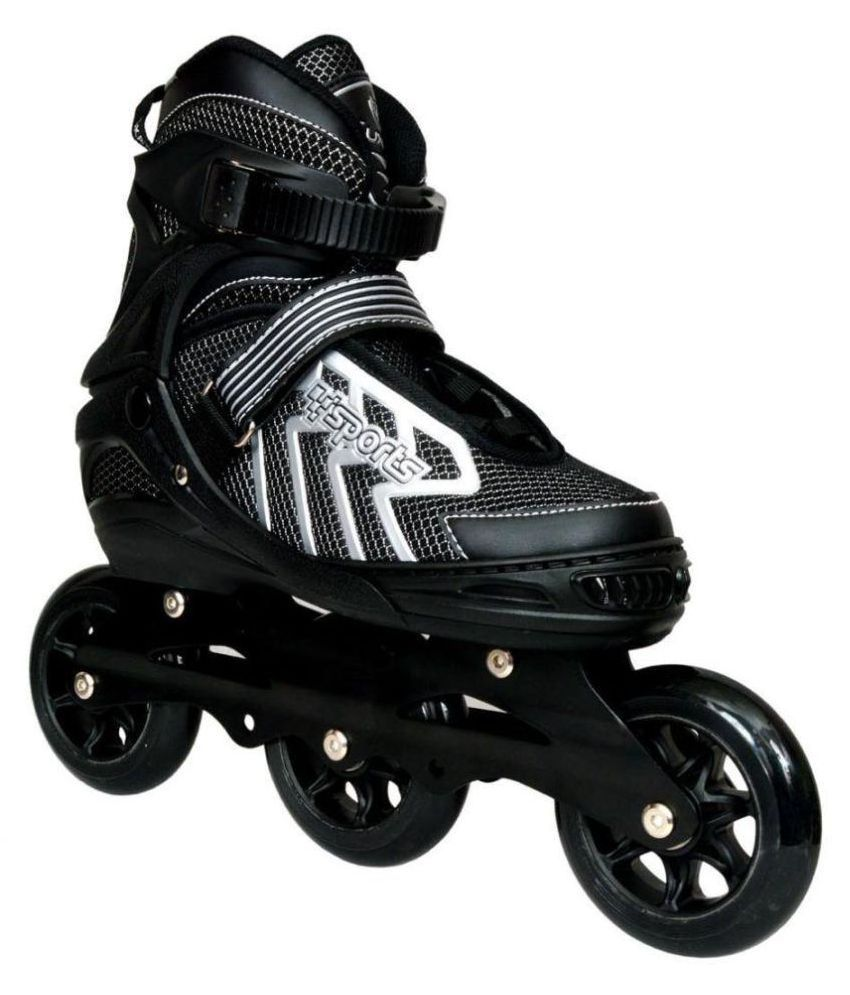 045d63a3d9f Xerobic Inline skates Roller Skates for Kids: Buy Online at Best Price on  Snapdeal