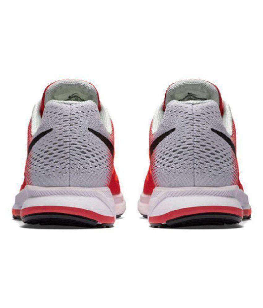 8205342d4 ... Nike Air zoom 33 pegasus nike air pegasus 33 red white running shoes  Running Shoes Red ...