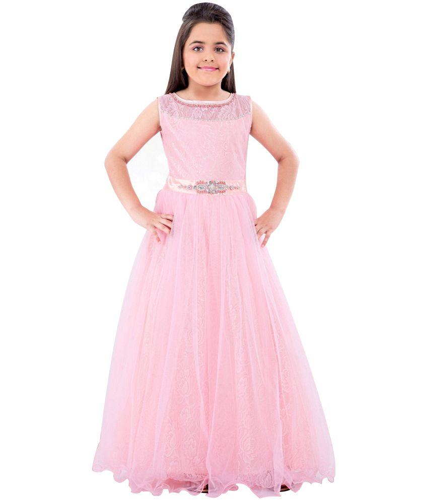 Soft Pink Dresses
