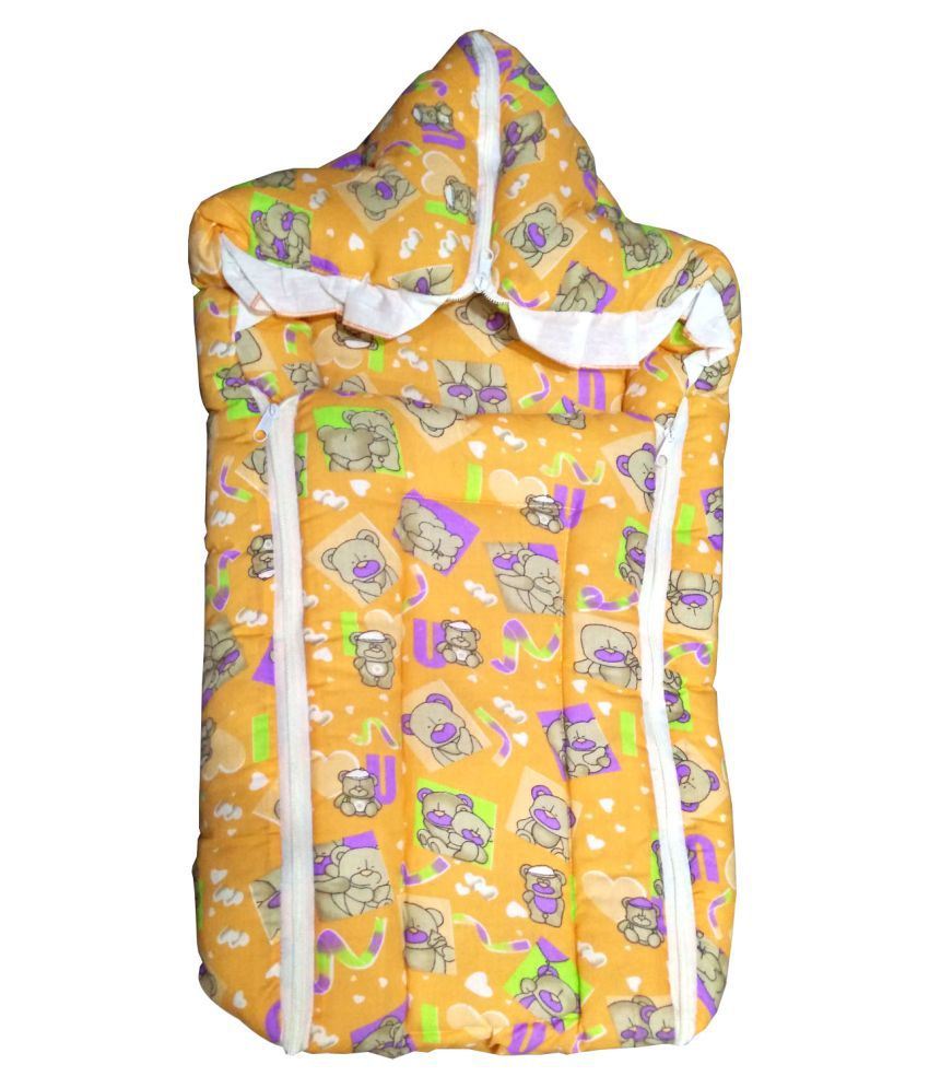 Shoppersden Multi-Colour Cotton Sleeping Bags ( 40 cm × 20 cm)