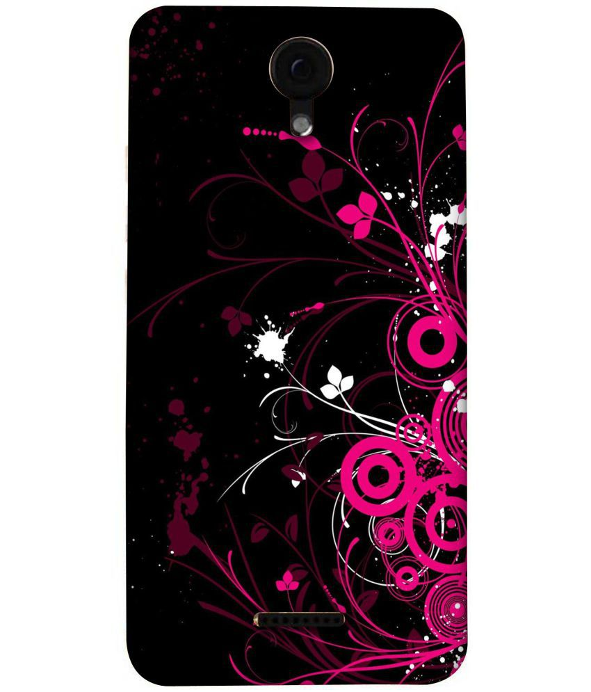 the best attitude 8fbbc 168b9 Voto V2i Printed Cover By Treecase - Printed Back Covers Online at ...