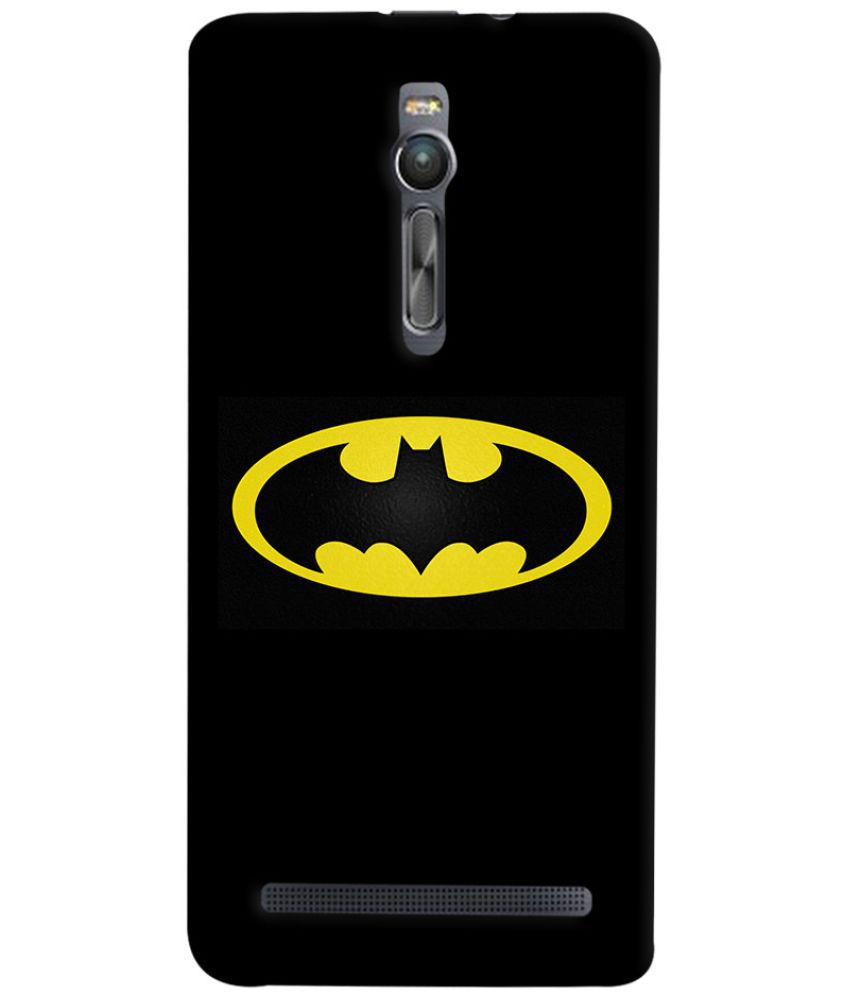 Asus Zenfone 2 Printed Cover By Case King