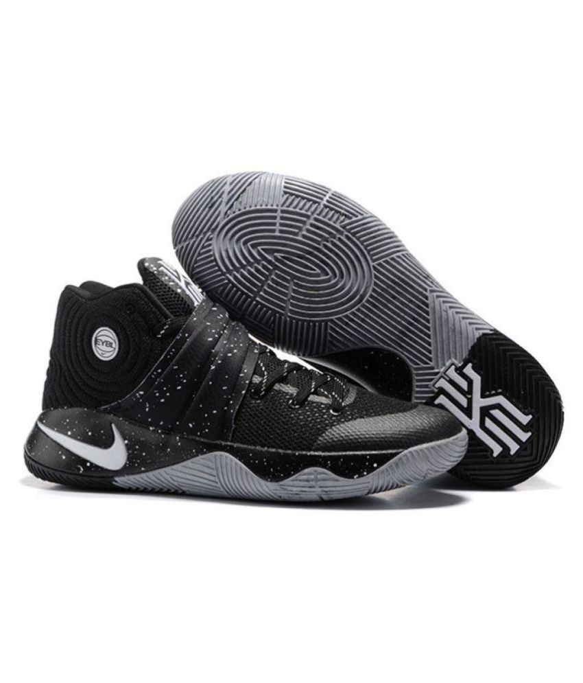 Nike Kyrie 2 EYBL Black Basketball Shoes - Buy Nike Kyrie 2 EYBL Black  Basketball Shoes Online at Best Prices in India on Snapdeal 316293223