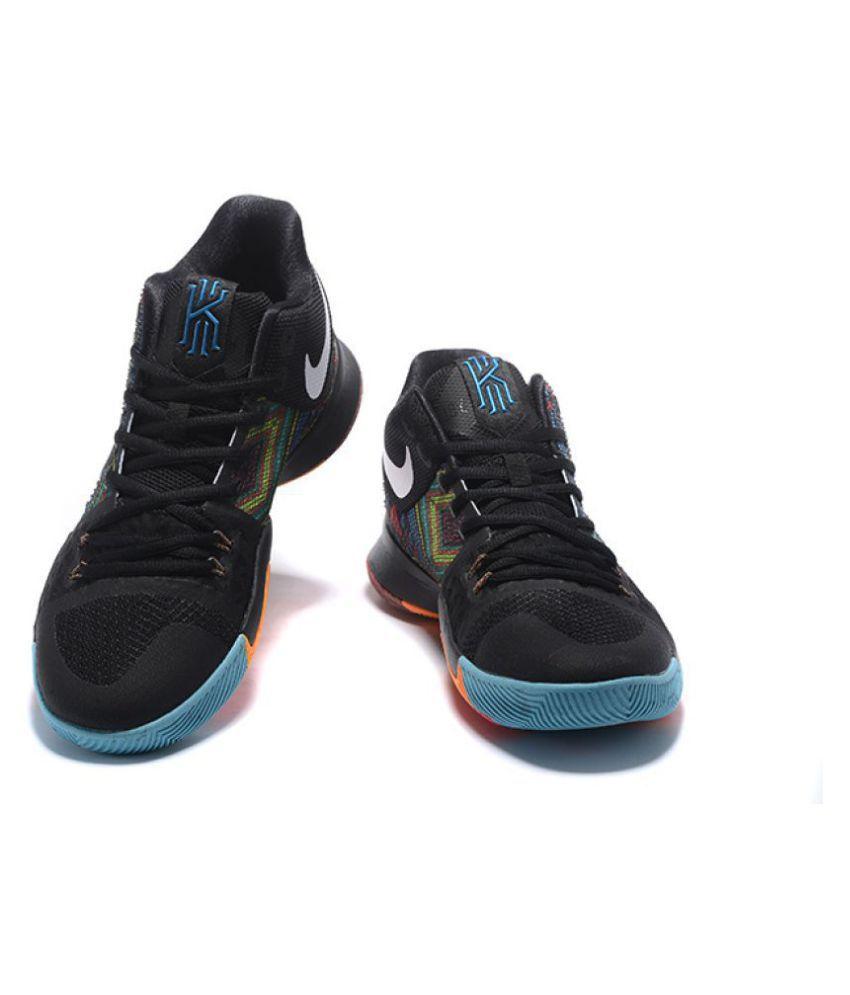 hot sales 6da7b d71f2 ... Nike Kyrie 3 BHM Multi Color Basketball Shoes ...