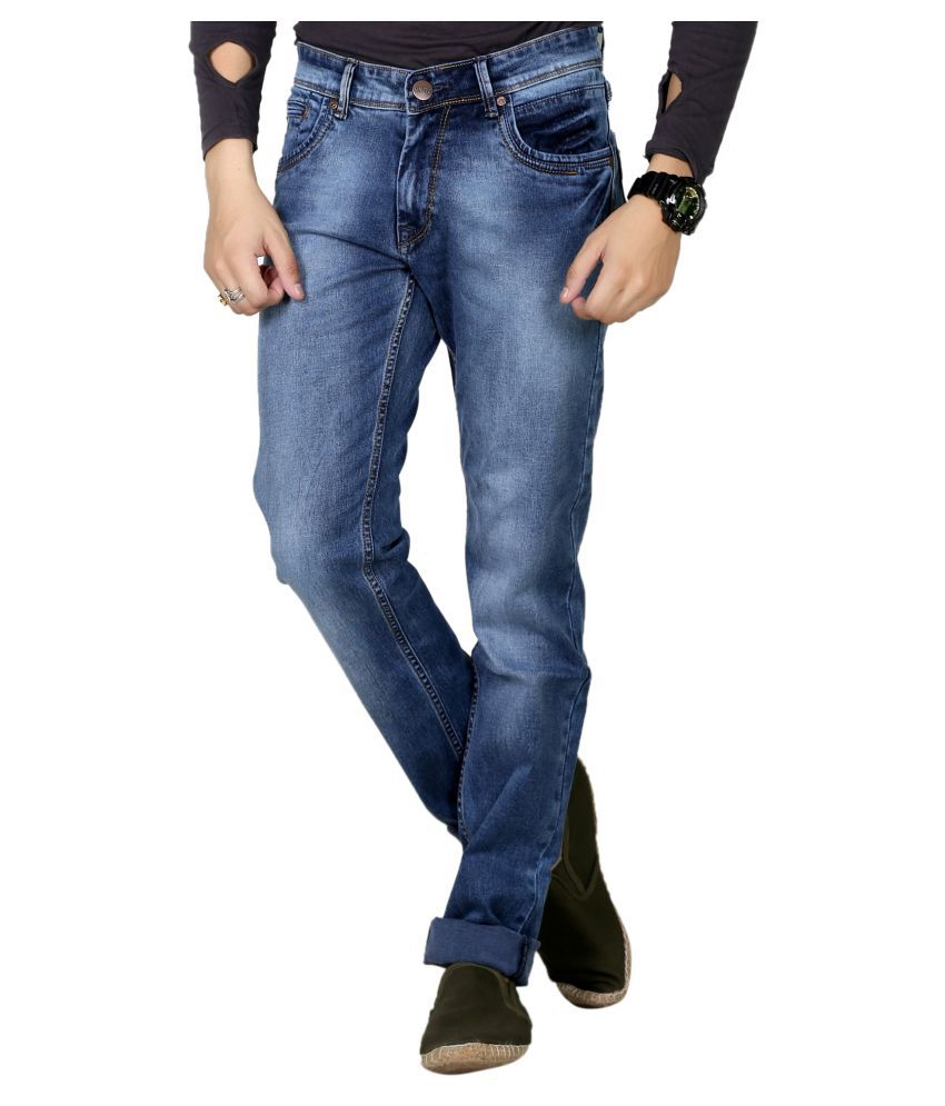 UNITE Denim Blue Slim Jeans