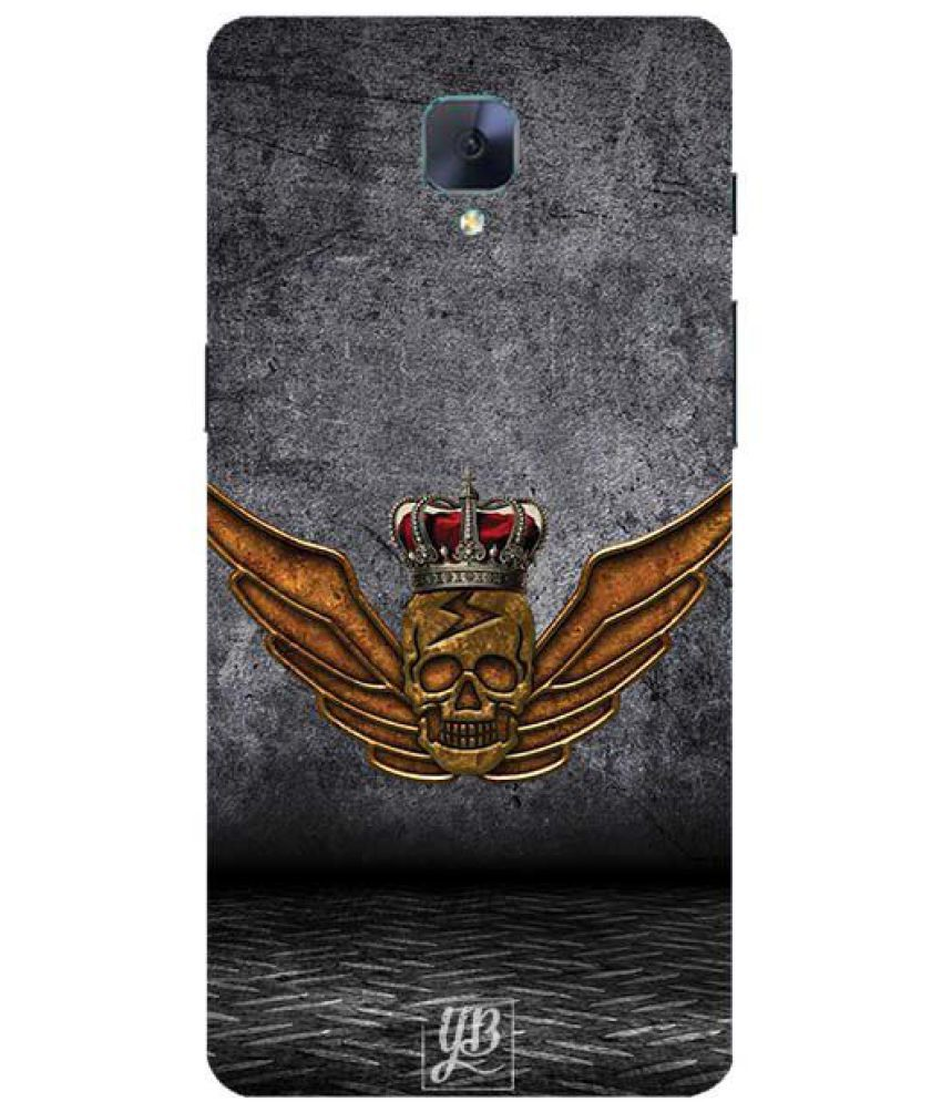OnePlus 3 3D Back Covers By YuBingo
