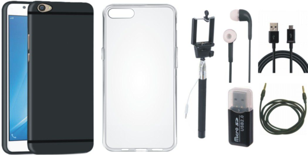 vivo V7 plus Cover Combo by Matrix