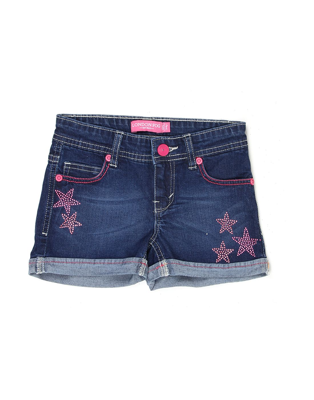 London Fog Girls Blue  Short