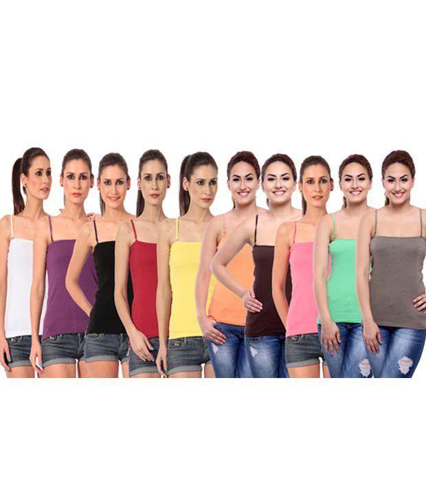 Adorable Multicolour Camisole