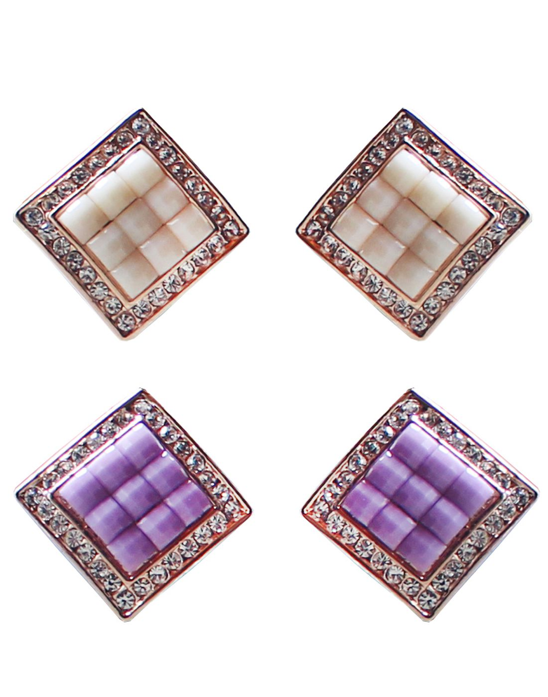 Export Quality Multicolor Glossy and Shinny Studs C05