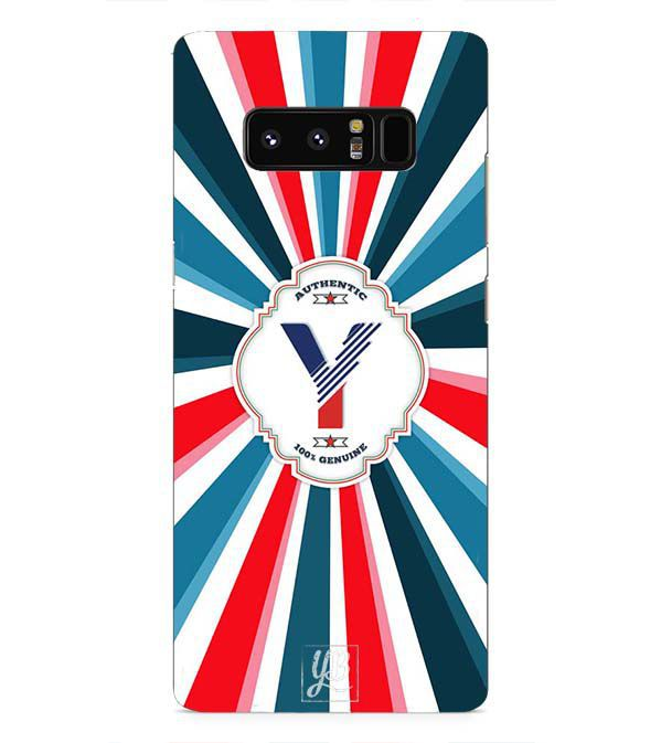 Samsung Galaxy Note 8 3D Back Covers By YuBingo