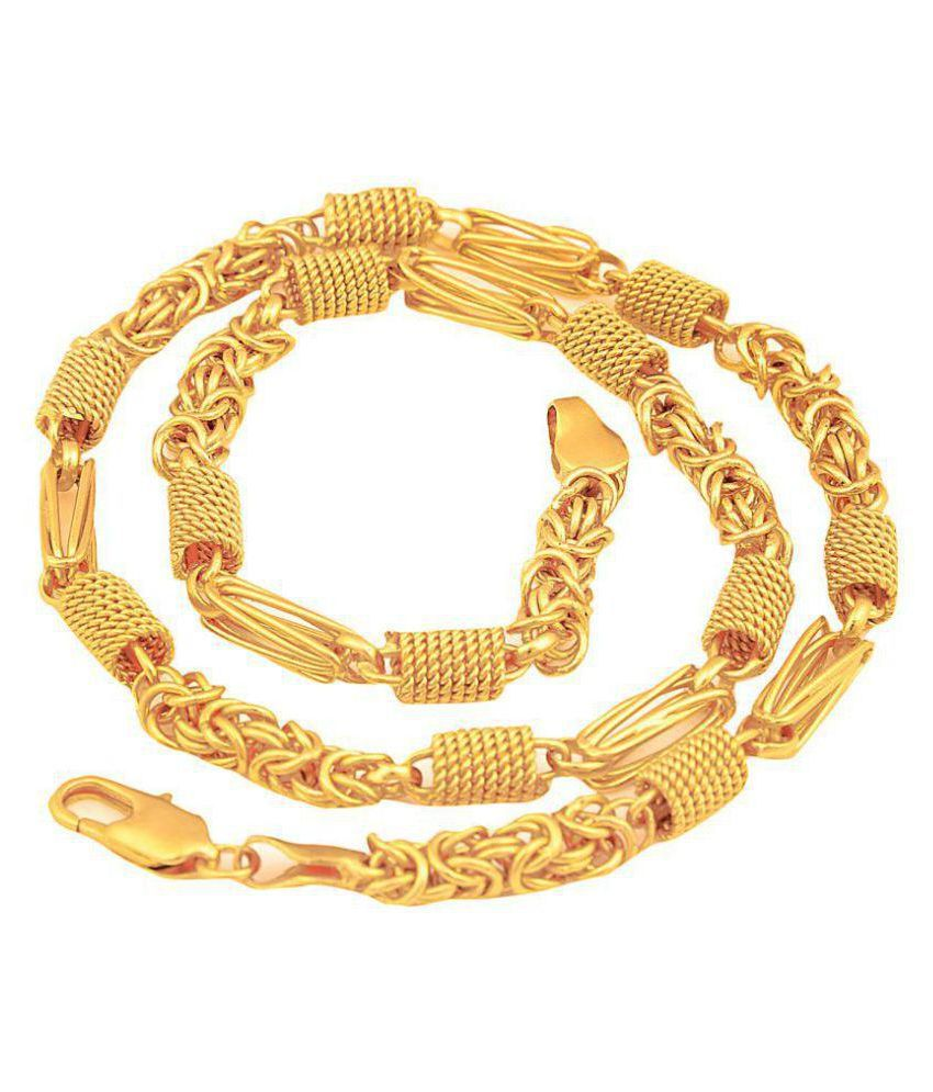 chain chains high hollow collections for in quality necklace gold yellow men icon available box sizes many loading