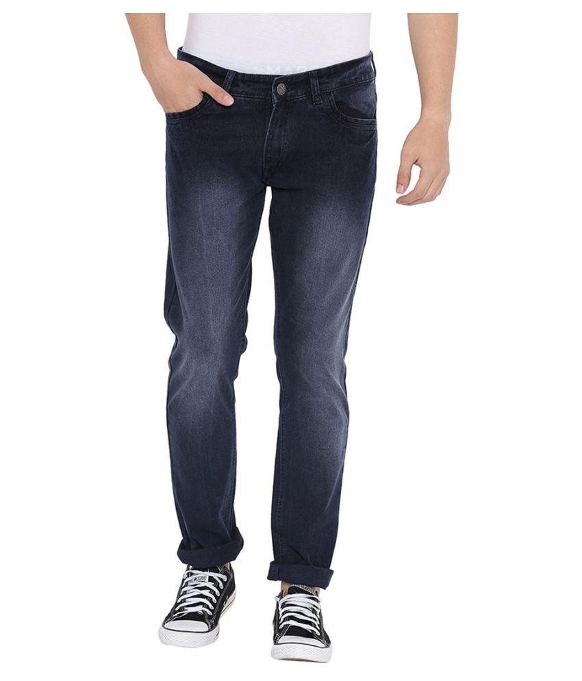 Neva Light Blue Regular Fit Jeans