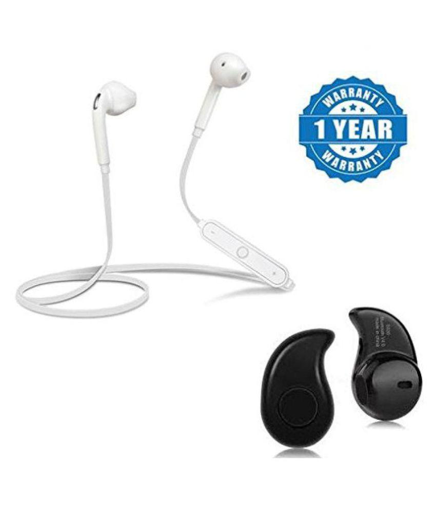d707fee0289 tronomy S6 + S530 Combo In Ear Wireless Earphones With Mic - Buy tronomy S6  + S530 Combo In Ear Wireless Earphones With Mic Online at Best Prices in  India ...