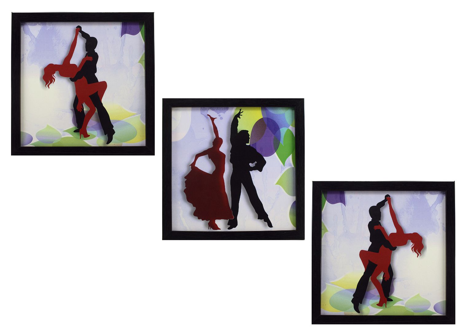 Indianara music and dance décor MDF Painting With Frame