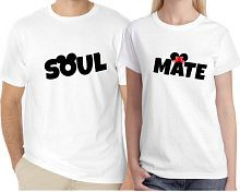 Soul & Mate Couple Tshirt