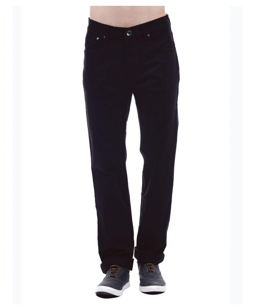 Pepe Jeans Black Slim Jeans