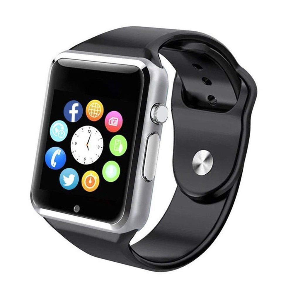 quality design 736d0 fd1cd AVIKA Apple iPhone 6S Compatible Smart Watches