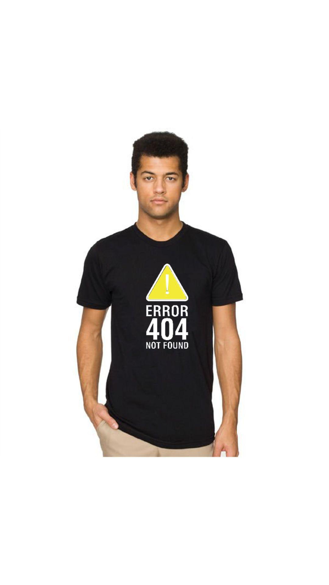 PINUSTORE Black Round T-Shirt