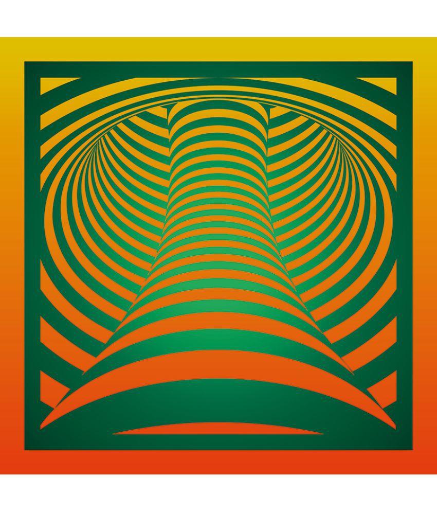 Anukrati Graphics Digital print on radium Acrylic Art Prints With Frame