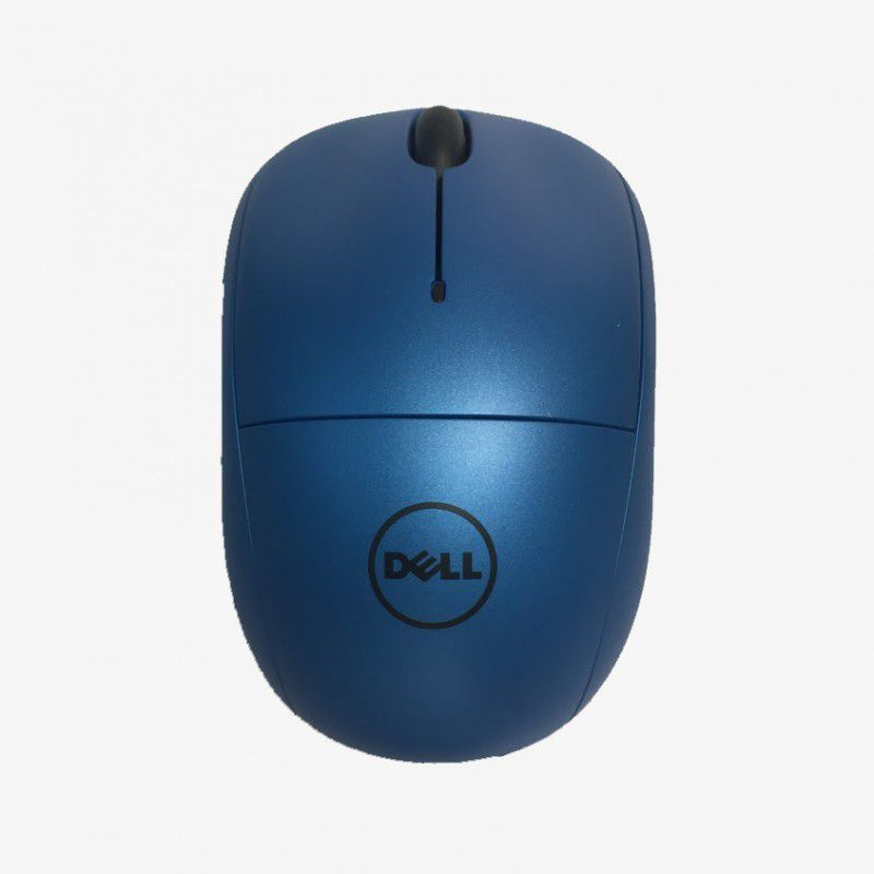 Dell WM123 Wireless Optical Mouse- Aqua Blue