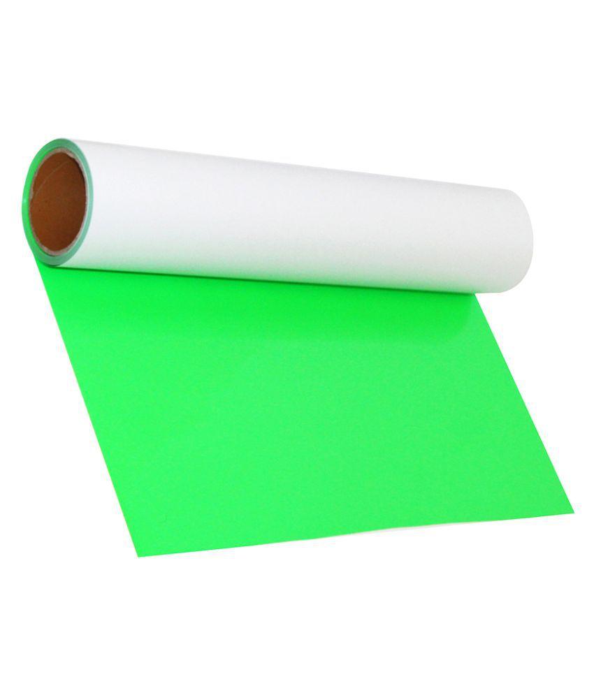 Stahls Basic Plus Neon Heat Transfer Films Vinyl Green Color 5