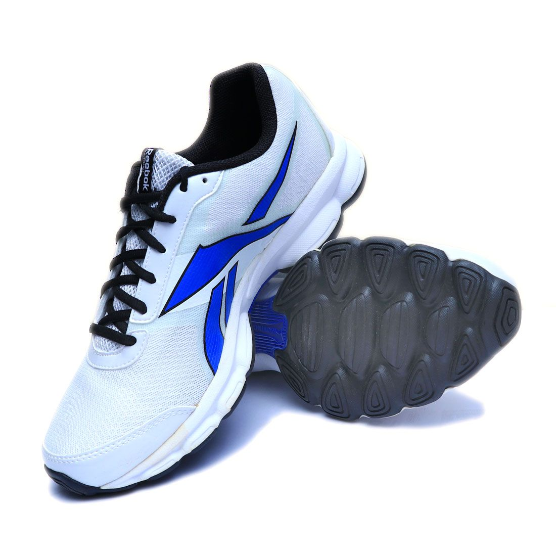 2cadff83b8fc Reebok White Training Shoes - Buy Reebok White Training Shoes Online at  Best Prices in India on Snapdeal