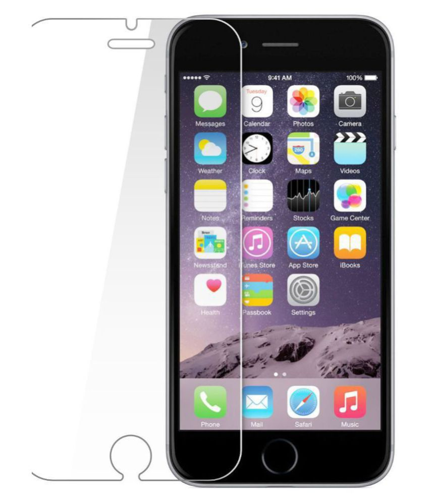 Apple iPhone 6 Plus Tempered Glass Screen Guard By ELEF