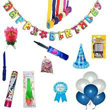 Quick View Baby Boy Birthday Decorations