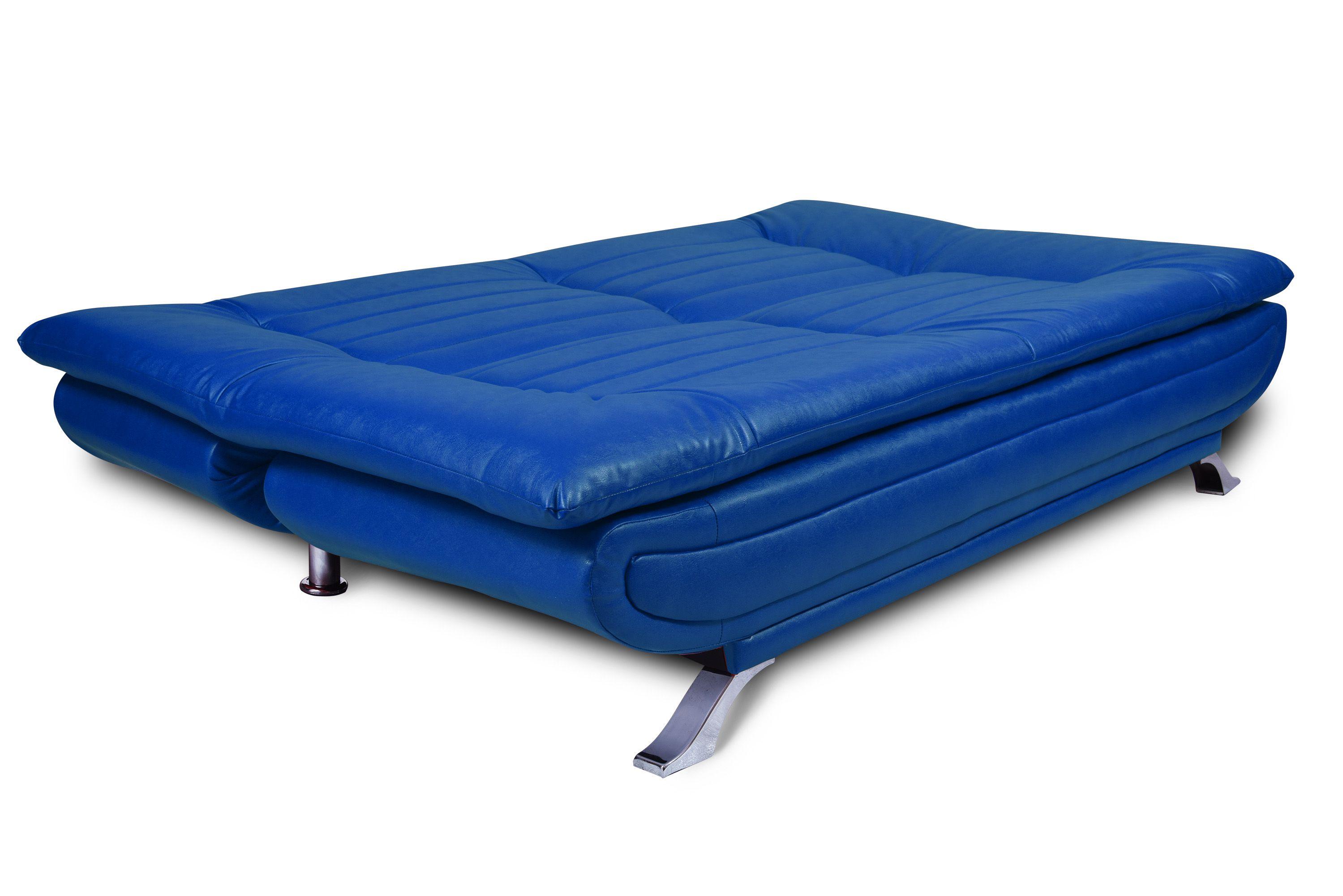 Elite Dolphin Leatherrete Sofa Cum Bed Buy Elite Dolphin