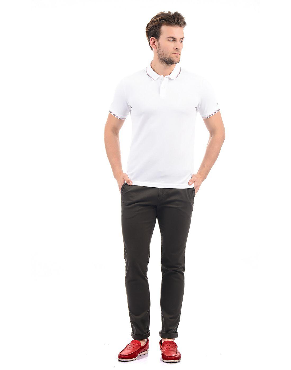 858ea3f5 Arrow Sport White Regular Fit Polo T Shirt - Buy Arrow Sport White ...