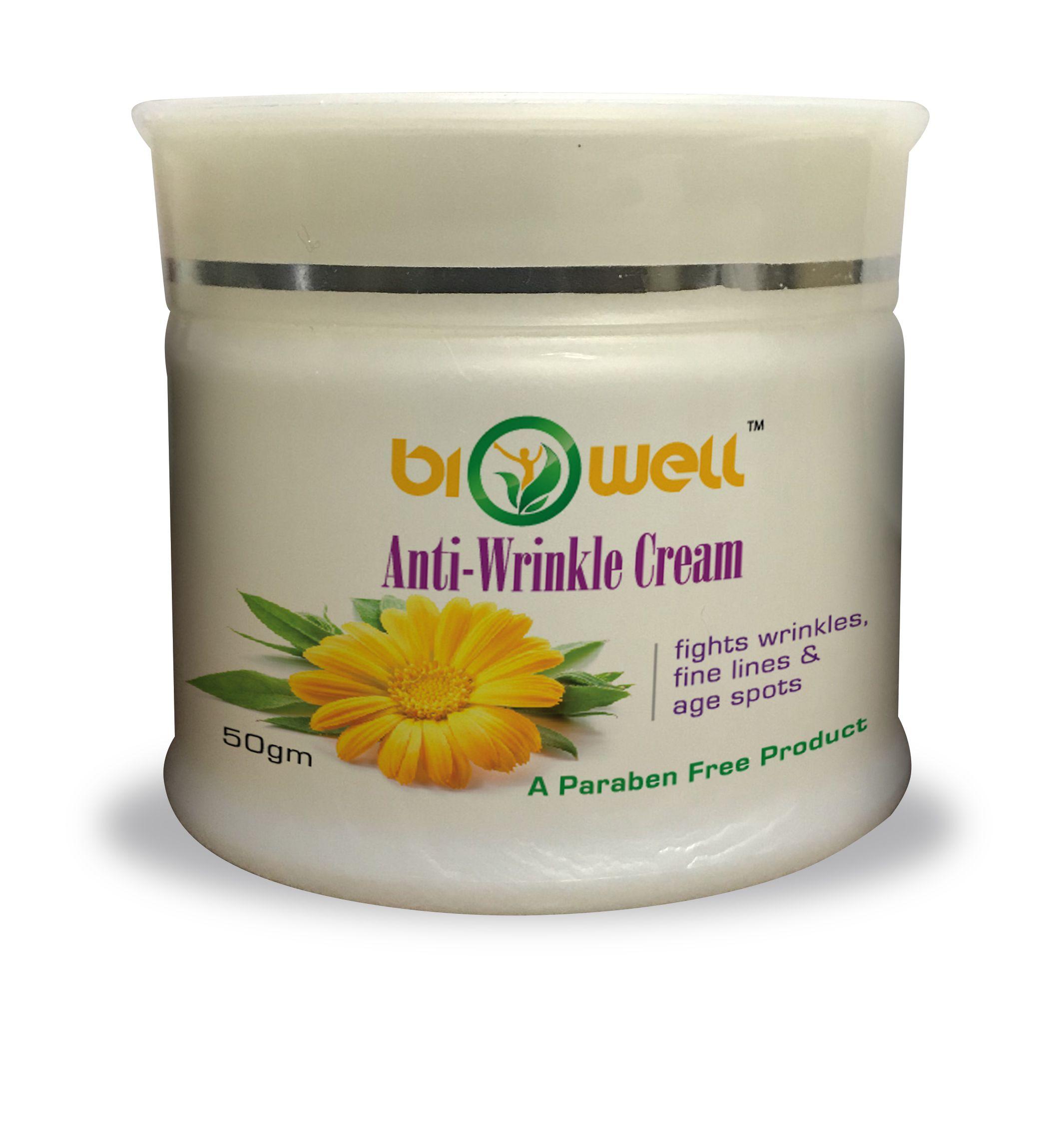 BIOWELL Anti-Wrinkle Night Cream 50 gm