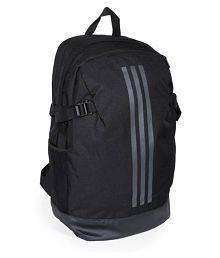 Adidas Black BP POWER IV L Backpack