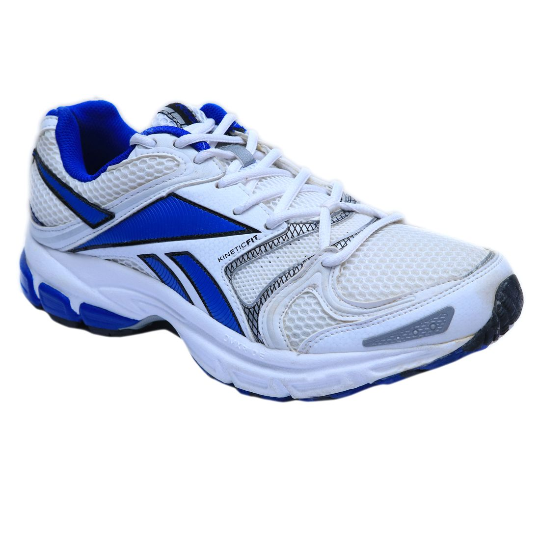 Reebok Prime Select Run Trainer White Running Shoes