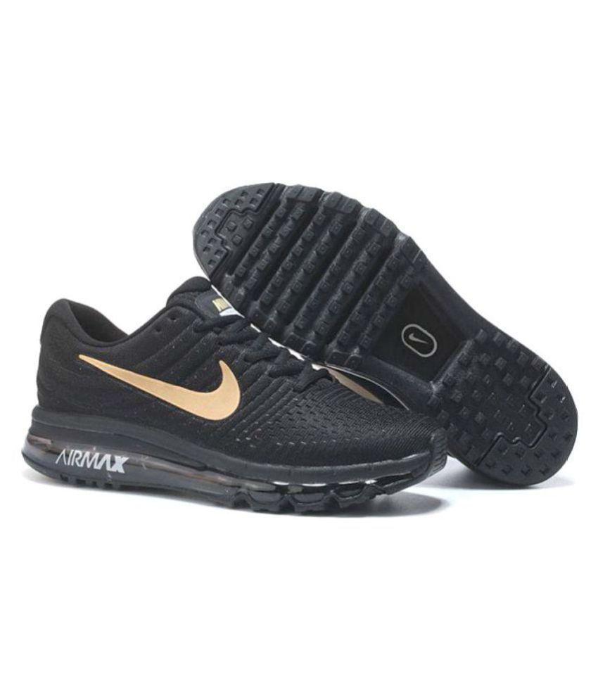 2570375ad767 Nike Air Max 2018 Gold Running Shoes - Buy Nike Air Max 2018 Gold ...