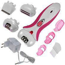 Jm NA Epilator ( Pink & White )