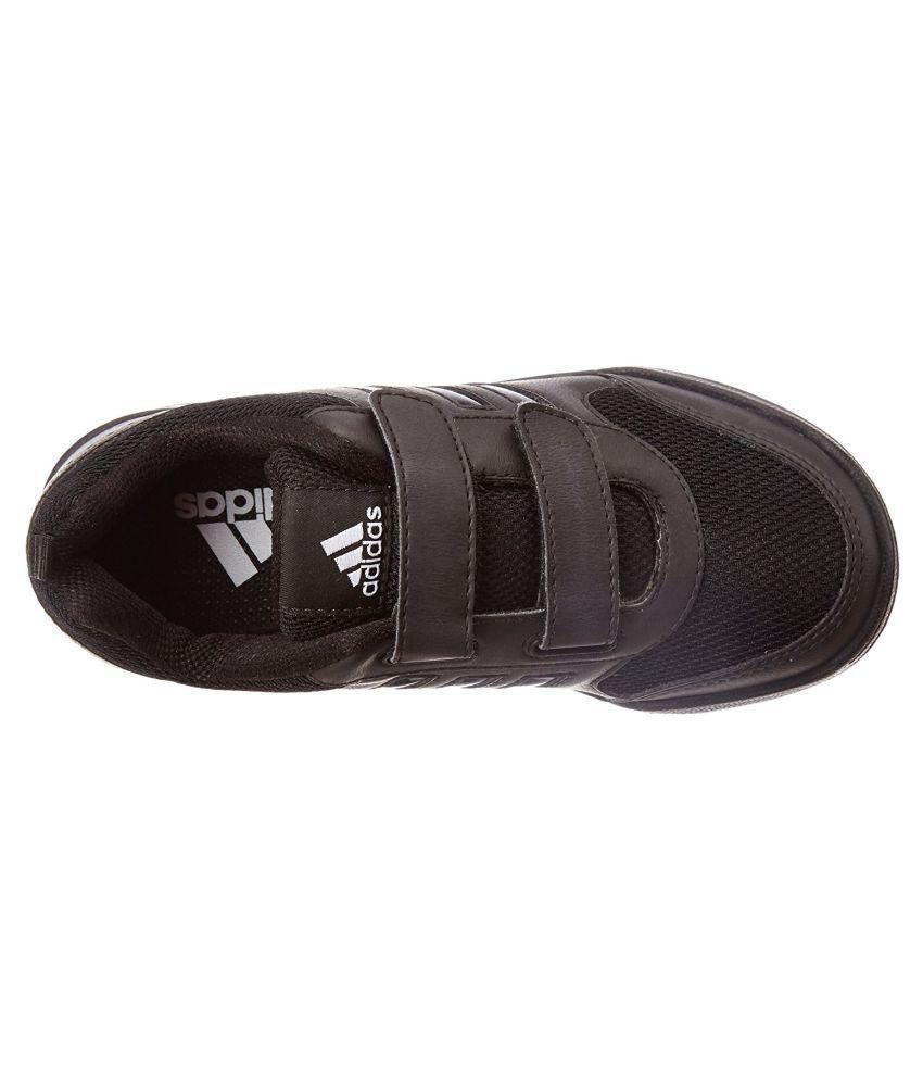 Adidas Boy s Flo K Black Velcro School Shoes Price in India- Buy ... ebec8a681