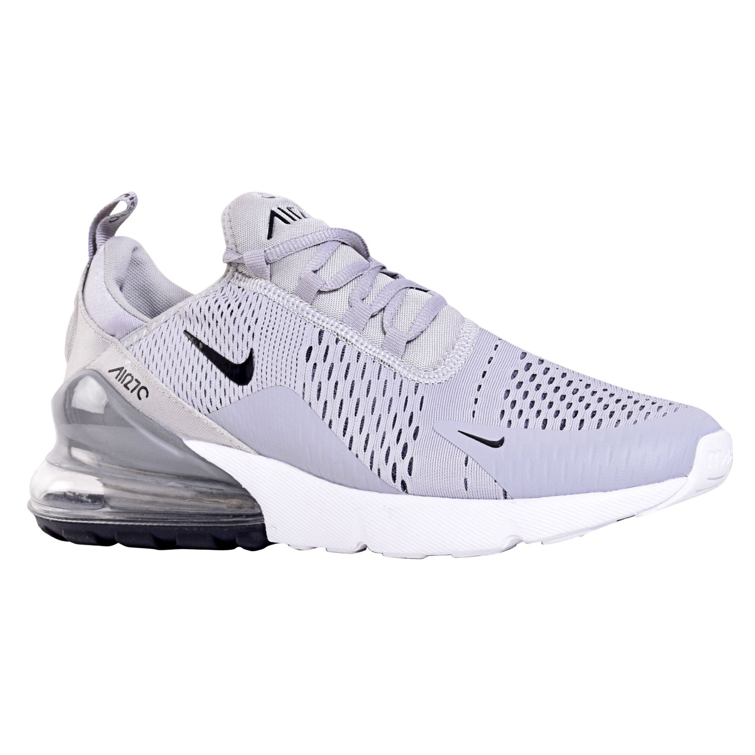 Nike AIR MAX 270 Silver Running Shoes - Buy Nike AIR MAX 270 Silver Running  Shoes Online at Best Prices in India on Snapdeal 66d9776ea