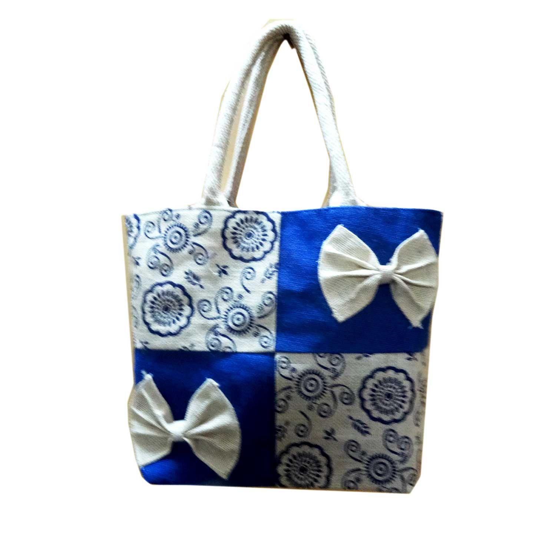 Kids Mandi Brown Shopping Bags - 1 Pc