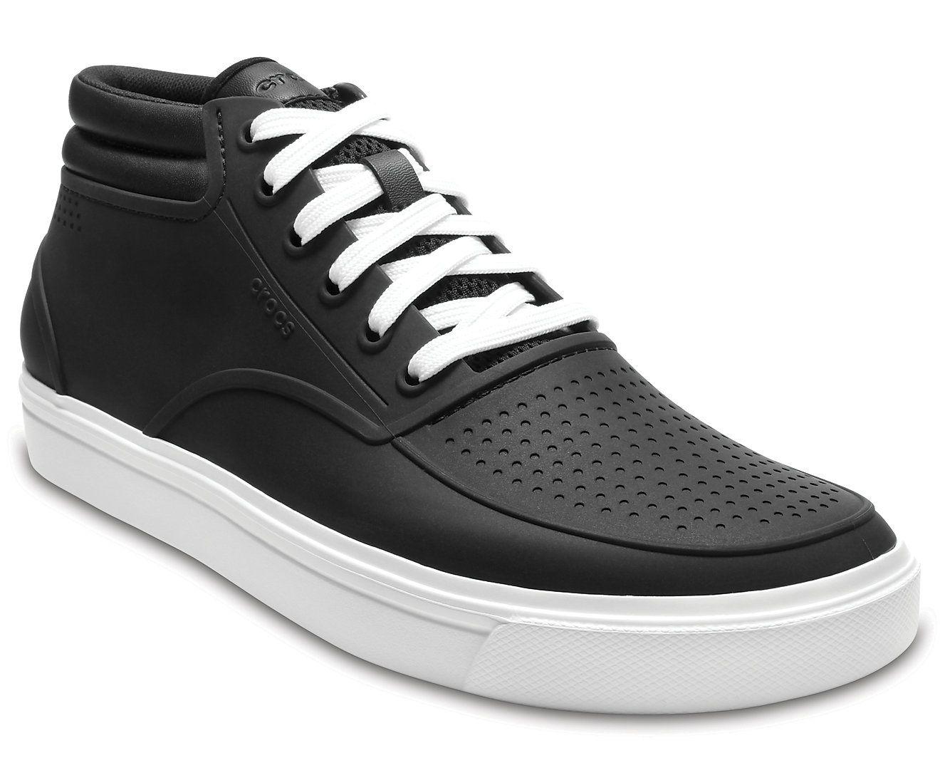 Crocs Black Chukka boot