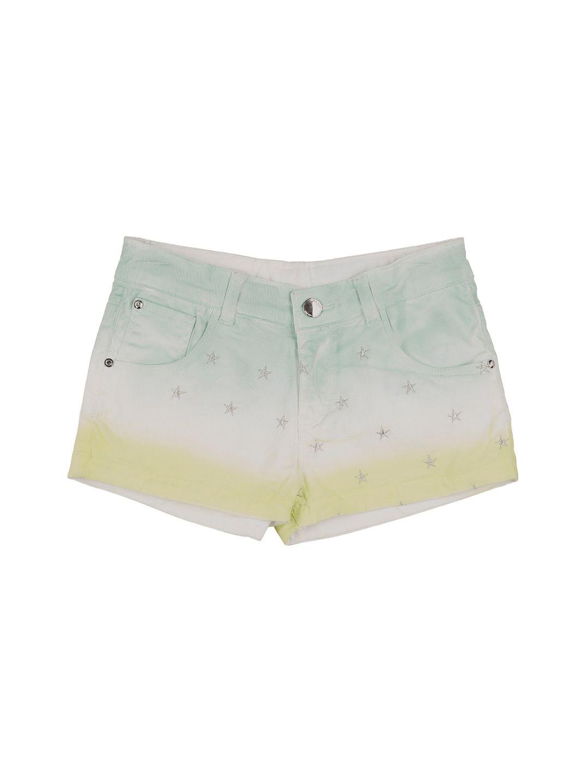 Gini And Jony Green  Shorts