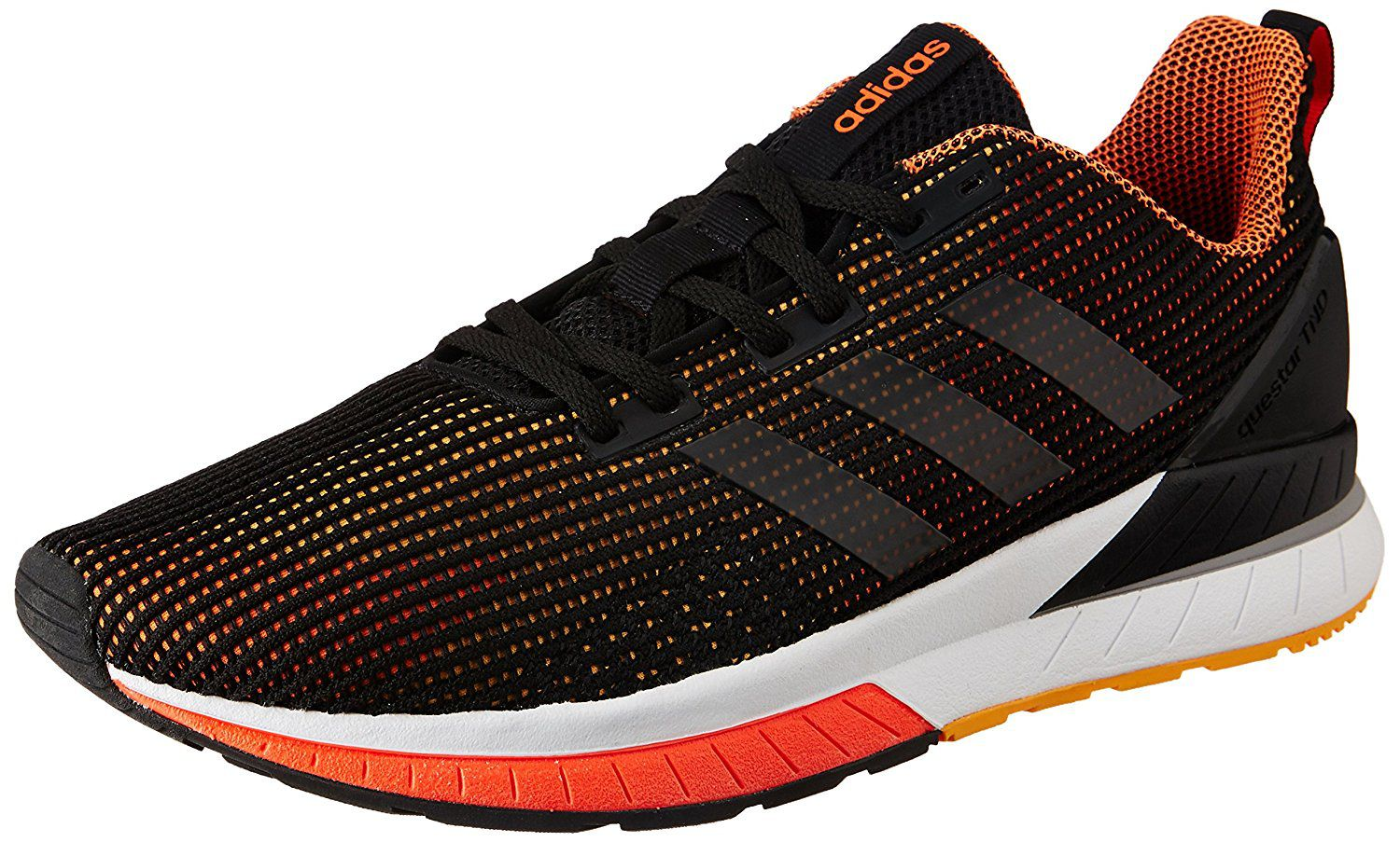 2d21698374e6 Adidas Questar TND Black Running Shoes - Buy Adidas Questar TND Black Running  Shoes Online at Best Prices in India on Snapdeal